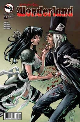Grimm Fairy Tales presents Wonderland (Comic Book) #19