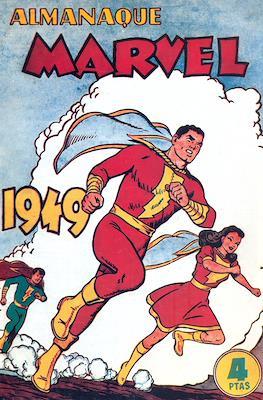 Capitán Marvel. Almanaque 1949