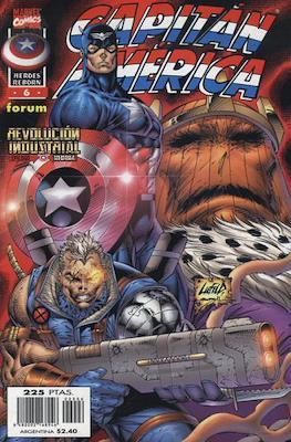 Héroes Reborn: Capitán América (1997-1998) (Grapa 24 pp) #6