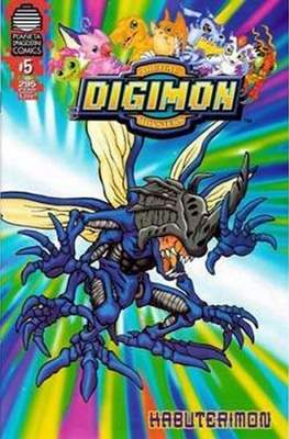 Digimon digital monsters #5