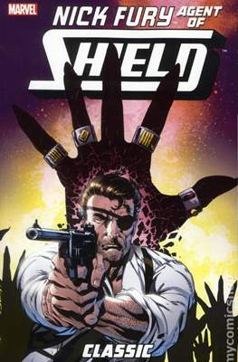 Nick Fury, Agent of SHIELD Classic (Softcover 272-288 pp) #3