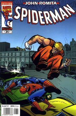 Spiderman de John Romita (1999-2005) #34