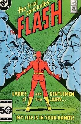 The Flash/Flash Comics (1940-1949, 1959-1985, 2020-) (Comic Book 32 pp) #347