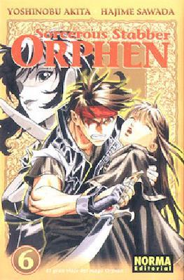 Orphen - Sorcerous Stabber (Rústica con sobrecubierta) #6