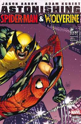 Astonishing Spider-Man & Wolverine (Rústica) #1