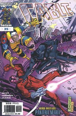 Cable Vol. 2 (1996-2000) (Grapa 24 pp) #35