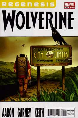 Wolverine (2010-2012) (Comic Book) #17