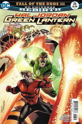 Hal Jordan and the Green Lantern Corps (2016-2018) (Comic-book) #26