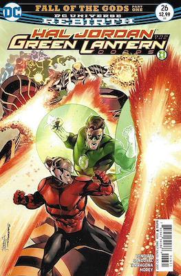 Hal Jordan and the Green Lantern Corps (2016-2018) #26