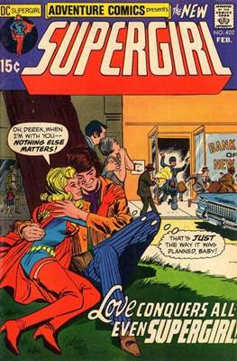 New Comics / New Adventure Comics / Adventure Comics (1935-1983; 2009-2011) (Saddle-Stitched) #402