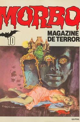 Morbo. Magazine de terror (Grapa (1983)) #10