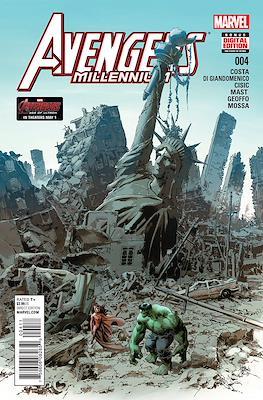 Avengers Millennium #4