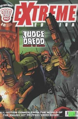 2000 AD Extreme Edition