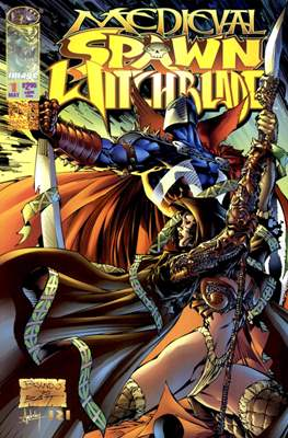 Medieval Spawn Witchblade (Comic Book) #1