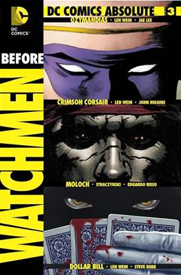 Absolute Before Watchmen. DC Cómics Absolute #3