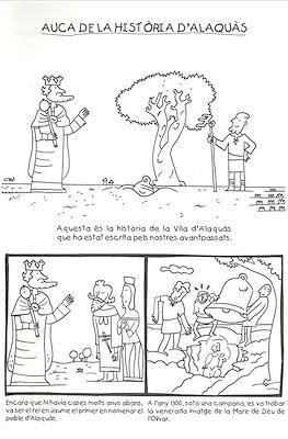 Auca de la història d'Alaquàs