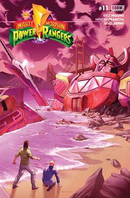 Mighty Morphin Power Rangers (Comic Book) #11