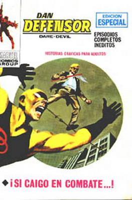 Dan Defensor Vol. 1 (1969-1974) (Rústica) #20