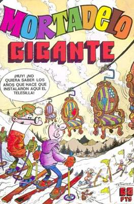 Mortadelo Gigante #13