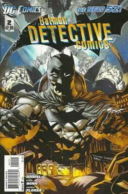 Detective Comics Vol. 2 (2011-2016) (Comic-Book) #2
