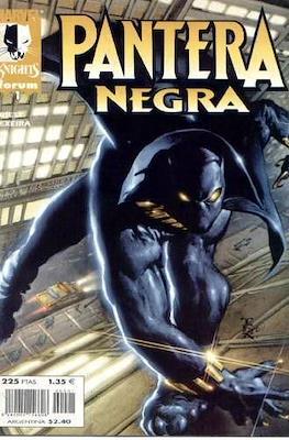 Pantera Negra (1999-2000). Marvel Knights