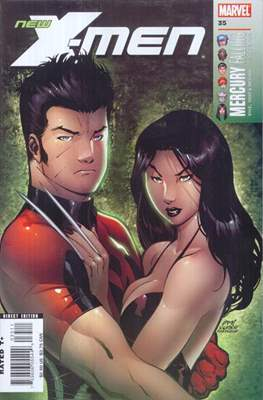 New X-Men: Academy X / New X-Men Vol. 2 (Comic-Book) #35