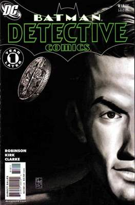 Detective Comics Vol. 1 (1937-2011; 2016-) (Comic Book) #818