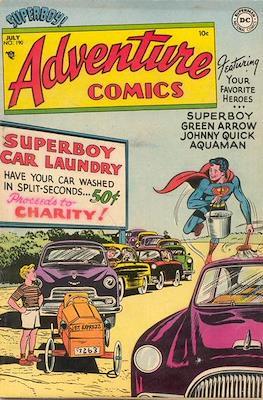 New Comics / New Adventure Comics / Adventure Comics (1935-1983 ; 2009-2011) (Comic Book) #190