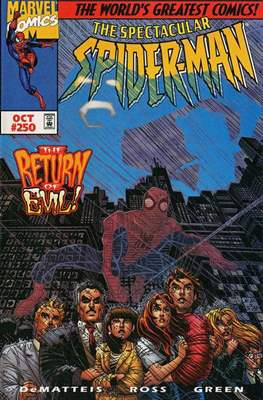 The Spectacular Spider-Man Vol. 1 (Comic Book) #250