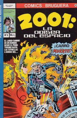 2001: La odisea del espacio (Grapa) #4