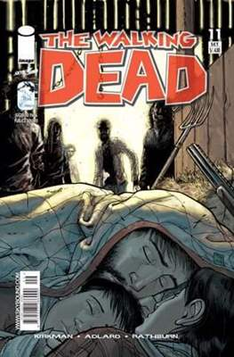 The Walking Dead (Grapas) #11