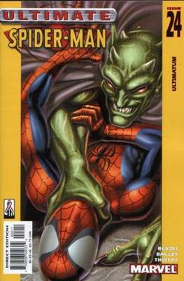 Ultimate Spider-Man (2000-2009; 2011) (Comic-Book) #24
