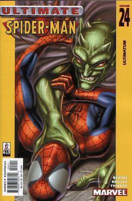 Ultimate Spider-Man (2000-2009; 2011) (Comic Book) #24