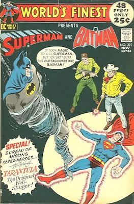 World's Finest Comics (1941-1986) (Grapa) #207