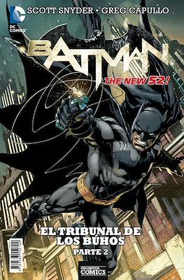 Batman: El tribunal de los búhos #2