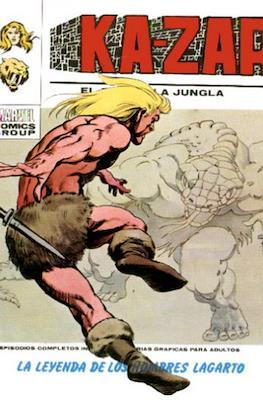 Ka-Zar (1973-1974) #2