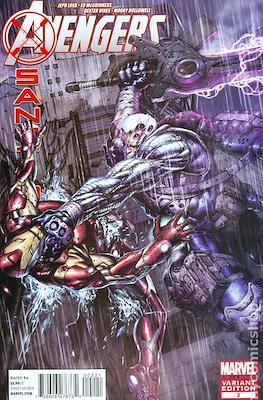 Avengers: X-Sanction (Variant Covers) (Comic Book) #2