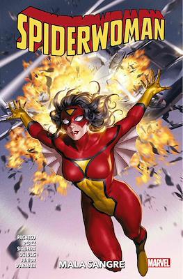 Spiderwoman Vol. 2 (2021-) (Rústica 136 pp) #1