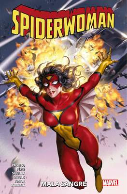 Spiderwoman Vol. 2 (2021-) #1