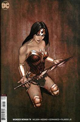 Wonder Woman Vol. 5 (2016- Variant Cover) (Comic Book) #74