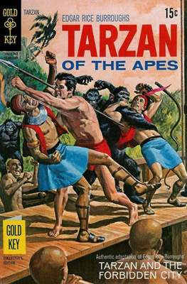 Tarzan (Comic-book) #190
