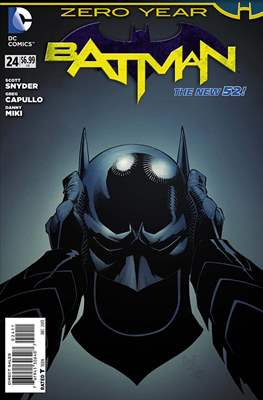 Batman Vol. 2 (2011-2016) (Comic Book) #24