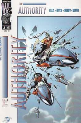 The Authority Vol. 1 (2000-2003) (Grapa 28 pp) #5