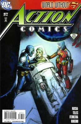 Action Comics Vol. 1 (1938-2011; 2016-) (Comic Book) #877