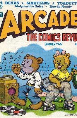 Arcade: The Comics Revue (grapa) #6