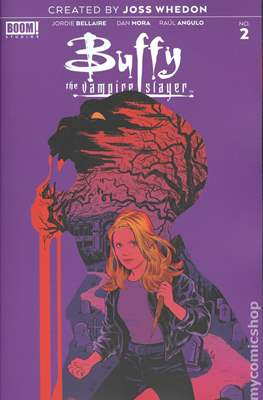 Buffy The Vampire Slayer (2019- Variant Cover) (Comic Book 32 pp) #2.3