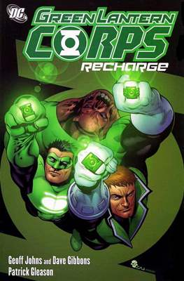 Green Lantern Corps Vol. 2 (Softcover) #0