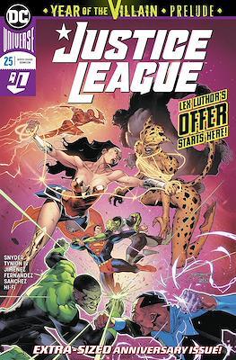 Justice League vol. 4 (2018- ) (Comic Book) #25