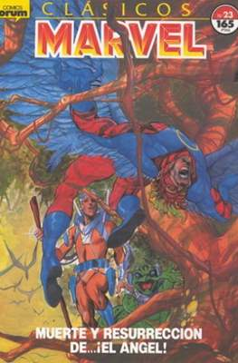 Clásicos Marvel (1988-1991) (Grapa.) #23