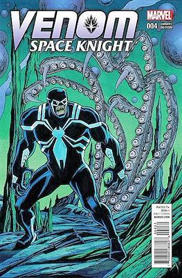Venom: Space Knight (Variant Cover) (Comic Book) #4